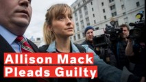 Smallville Actress Allison Mack Pleads Guilty To Sex Cult Case