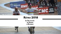 RÉTRO 2018 : La première victoire de Peter Sagan à Roubaix