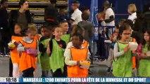 C'était la fête de la jeunesse et du sport à Marseille