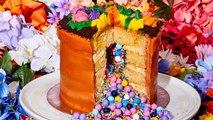 How To Make The Flour Shop's Flour Power Cake