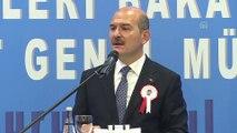 Soylu: 'Türk Polis Teşkilatı 174 yıllık bir maziden çok önemli tecrübeler elde etmiştir' - ANKARA