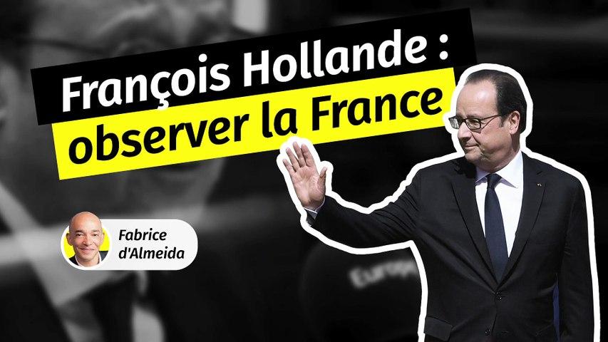 François Hollande [3/3] : Observer la France