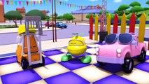 Les Bébés Voitures !  Venez voir les bébés voitures dans un BATTLE de DANSE - Dessin animé voitures