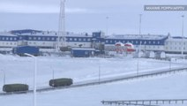 A look at Russia's remote Arctic army outpost in the far north