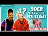 Chefboss im 90er Star-Quiz: Kelly Family, Modern Talking, Mola  & Co. - Wer ist das?