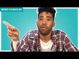 US-Rapper Kyle versucht, deutsche Worte auszusprechen! | SuperDuperKyle bei Wisst Ihr Noch!