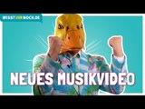 Saufen, morgens, mittags, abends - brandneues Musikvideo zum Party - Hit