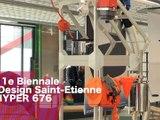 Biennale Internationale Design Saint-Étienne 2019 - N°15 - Biennale Internationale Design Saint-Étienne 2019 - TL7, Télévision loire 7