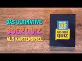 Das 90er-Quiz als Kartenspiel mit 200 Fragen in 4 Kategorien