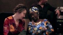 """Angélique Kidjo invite Catherine Ringer """"Il est cinq heures, Paris s'éveille"""" #SessionUnik"""