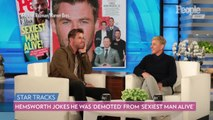 Chris Hemsworth Jokes He Was 'Demoted' to 'Just a Sexy Chris' After Being Sexiest Man Alive