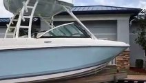 2019 Boston Whaler 230 Vantage Boat For Sale at MarineMax Fort Myers