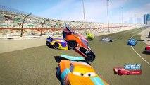 CARS 3 CHICK HICKS NEXT GEN NASCAR RACING (Cars 3 Lightning Mcqueen)