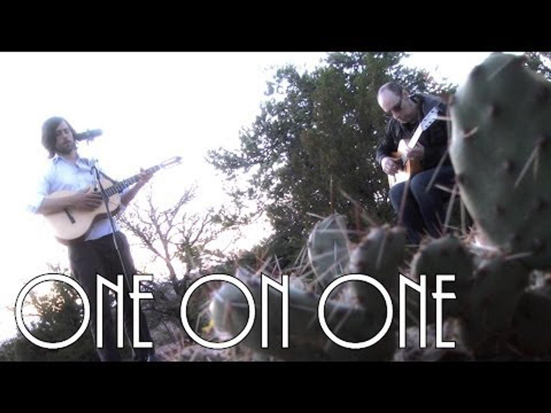 ONE ON ONE: David Berkeley - Brighter Day April 24th, 2014 Chupadero, New Mexico