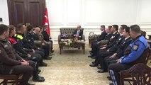 """Soylu: """"(Türk Polis Teşkilatı) Daha İyi Çalışma Şartlarına Taşımak Görevimiz"""""""