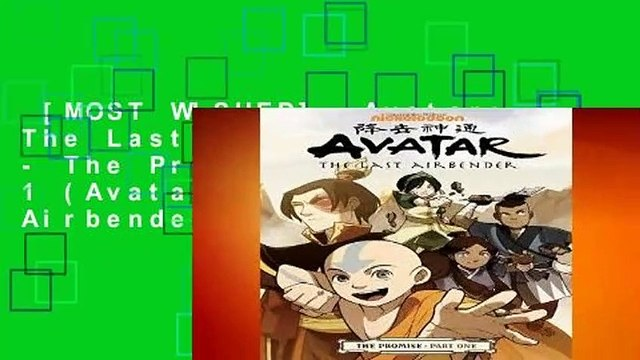 [MOST WISHED]  Avatar: The Last  Airbender - The Promise Part 1 (Avatar: The Last Airbender Book