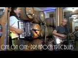 ONE ON ONE: Shawn Mullins - Pre-Apocalyptic Blues July 13th, 2016 City Winery New York