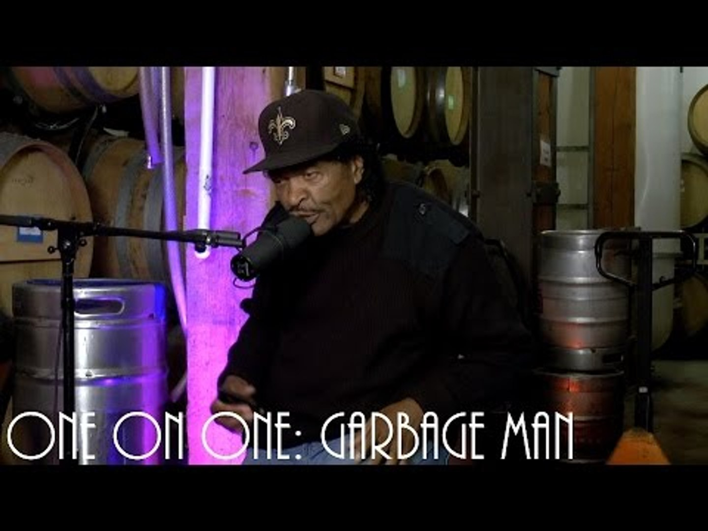 ONE ON ONE: Bobby Rush - Garbage Man October 11th, 2016 City Winery New York