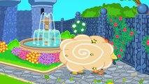 Lion de la Famille de Drôles de Dessins d'Enfants de dessin animé pour les Enfants