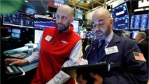 Top Markets On Wall Street Are Trading Down