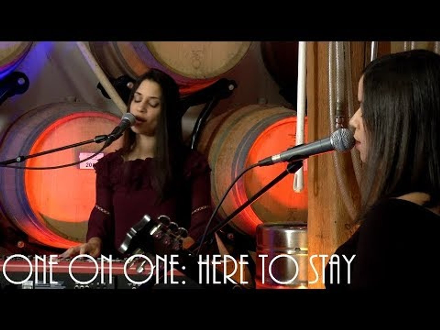 Cellar Sessions: HEGAZY - Here To Stay January 19th, 2018 City Winery New York