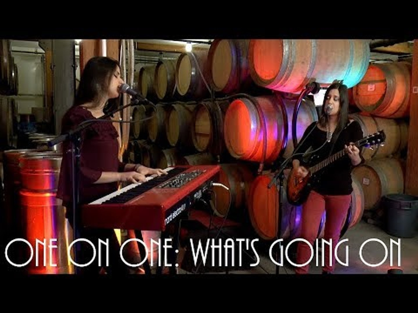Cellar Sessions: HEGAZY - What's Going On January 19th, 2018 City Winery New York
