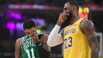Would Kyrie Irving's Reputation Suffer if He Joined LeBron James, Lakers?