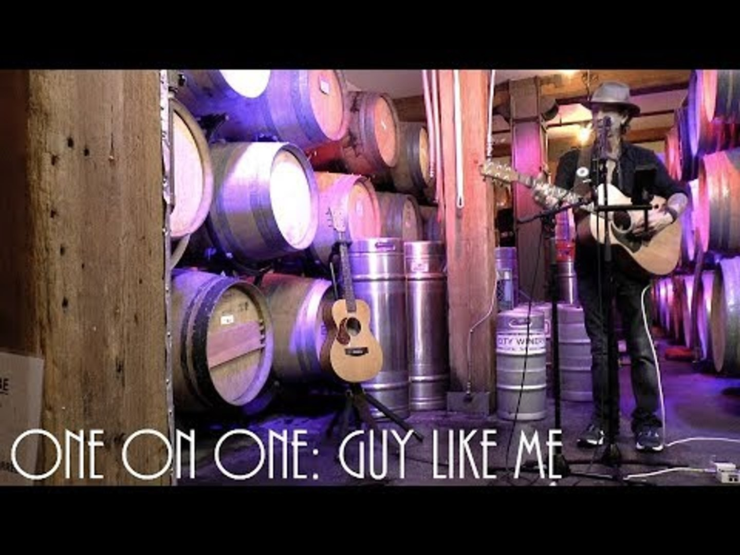 Cellar Sessions: Travis Meadows - Guy Like Me August 2nd, 2018 City Winery New York