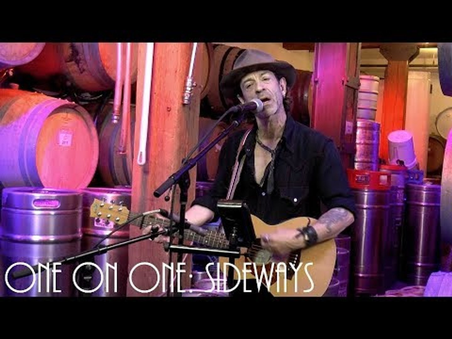 Cellar Sessions: Travis Meadows - Sideways August 2nd, 2018 City Winery New York