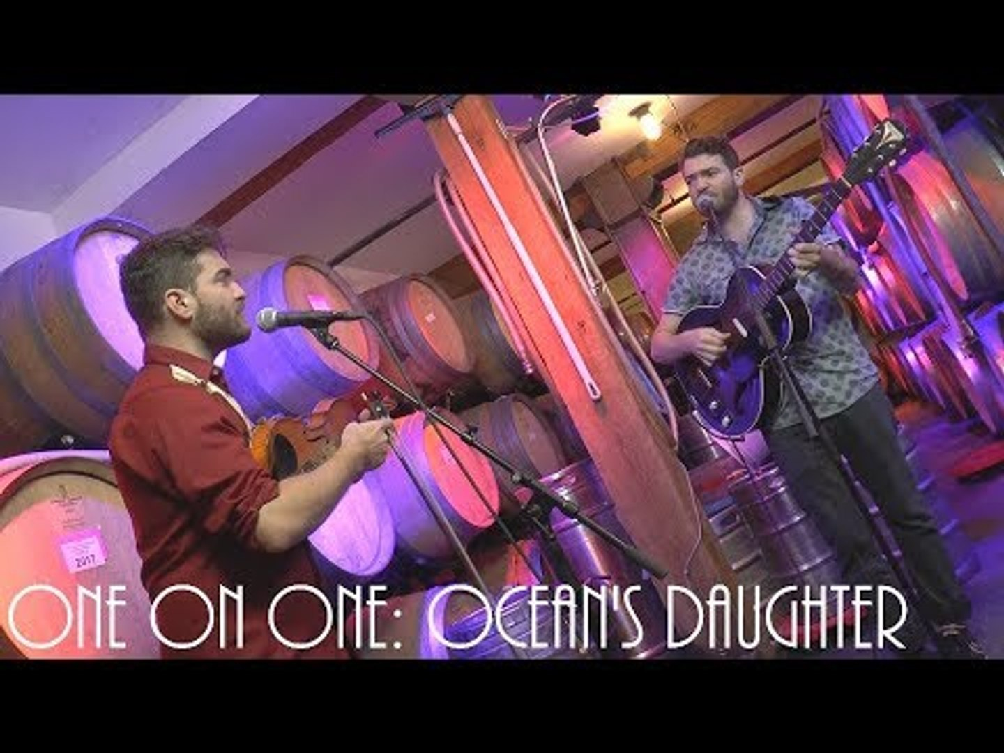 Cellar Sessions: The Brother Brothers - Ocean's Daughter July 24th, 2018 City Winery New York