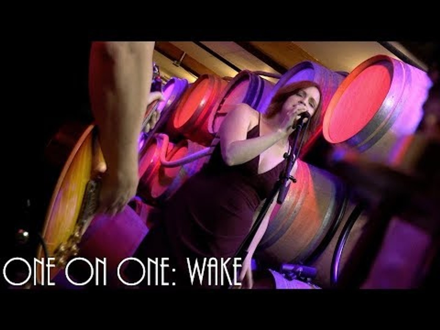 Cellar Sessions: Plastic Angels - Wake August 25th, 2018 City Winery New York