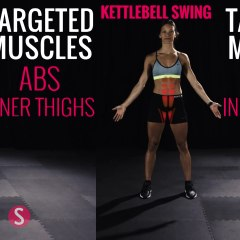 Moves and Muscles: Kettlebell Swing