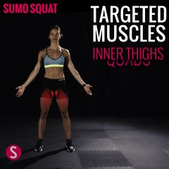 Moves and Muscles: Sumo Squat