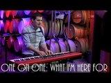 Cellar Sessions: Nicholas Wells - What I'm Here For January 29th, 2019 City Winery New York