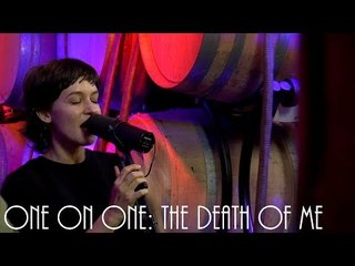 Cellar Sessions: Meg Myers - The Death Of Me April 2nd, 2019 City Winery New York