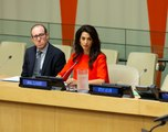 Amal Clooney Is Fighting For Press Freedom Across The Globe