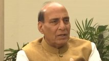 Lok Sabha Election 2019 : Rajnath Singh assures, Kashmir is an integral Part of India |Oneindia News