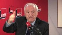 """Hubert Védrine sur les élections européennes : """"Je ne crois pas que l'Europe changera beaucoup dans son organisation"""""""