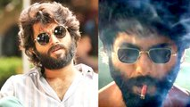 Arjun Reddy' Star Vijay Devakondra Reacts To Shahid's 'Kabir Singh' Teaser