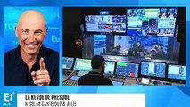 """Jérôme Cahuzac est indigné par le projet d'impôt pour tous : """"Je sens mon exaspération fiscale qui remonte !"""" (Canteloup)"""