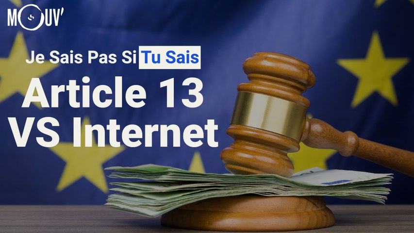 Article 13 VS Internet