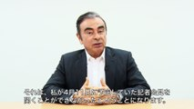 Carlos Ghosn releases statement, April 9, 2019