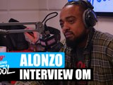 Alonzo - L'interview OM #MorningDeDifool
