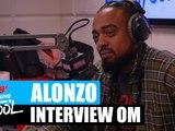 Alonzo - L'interview OM #MorningDeDifool