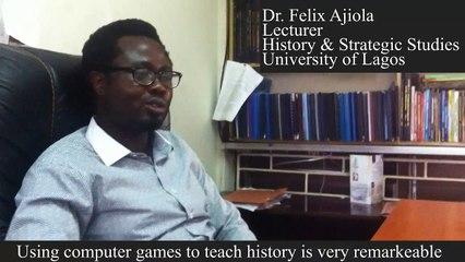 AHKUNOBI by Ebube Ofili (Nigeria) - VIDEO GAME