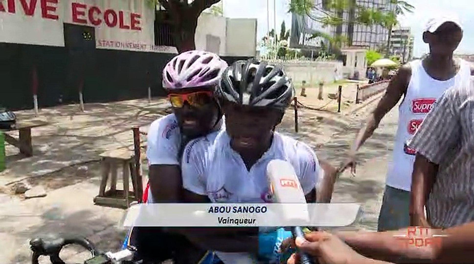 Cyclisme | Abou Sanogo vainqueur du tour de Treichville