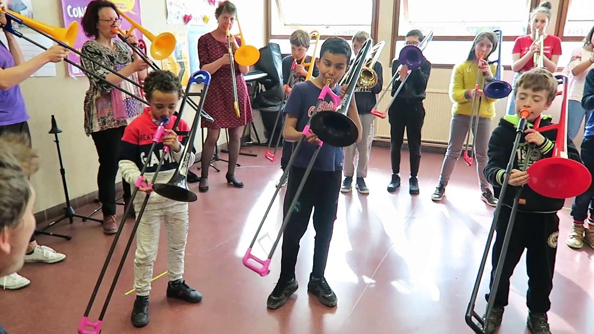 VOIRON Le Jules-Ferry Brass Band va bientôt s'envoler pour la Nouvelle Orléans