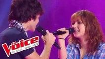 Elisa Tovati - Il nous faut | Julien et Pauline Thisse | The Voice France 2012 | Blind Audition