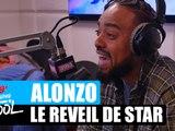 Alonzo - Le réveil de star #MorningDeDifool