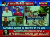 Pakistan's New Promise to Dismantle Terror Groups; Better Chances of Talks with India, Imran Khan